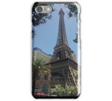 Eiffel Tower (Vegas) iPhone Case/Skin