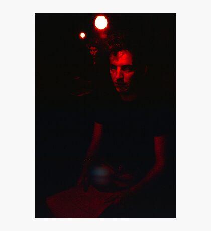 Christopher Barnett at Art Unit Photographic Print