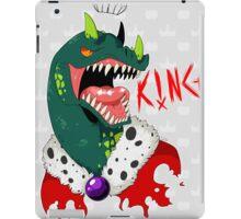 K!NG iPad Case/Skin