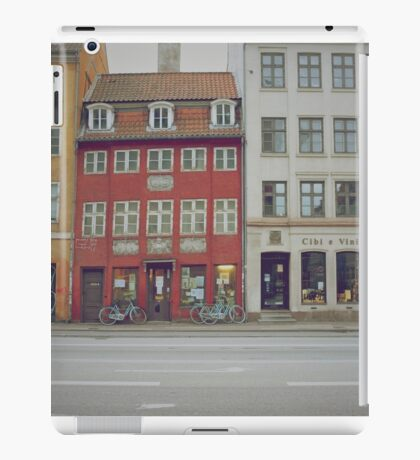 Copenhagen buildings iPad Case/Skin