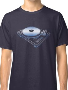 Turntable too Classic T-Shirt