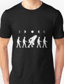 werewolf  timelapse Unisex T-Shirt