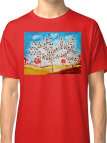 Autumn tree Classic T-Shirt