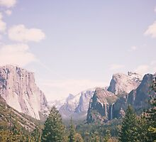 Yosemite beauty by vvinicius