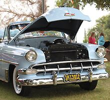 1954 Chevy Bel Air Powerglide..... by DonnaMoore