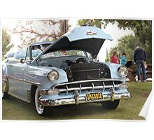 1954 Chevy Bel Air Powerglide..... Poster
