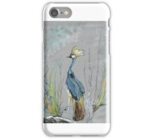 Crane iPhone Case/Skin
