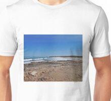 Coast west of Millicent, South Australia Unisex T-Shirt