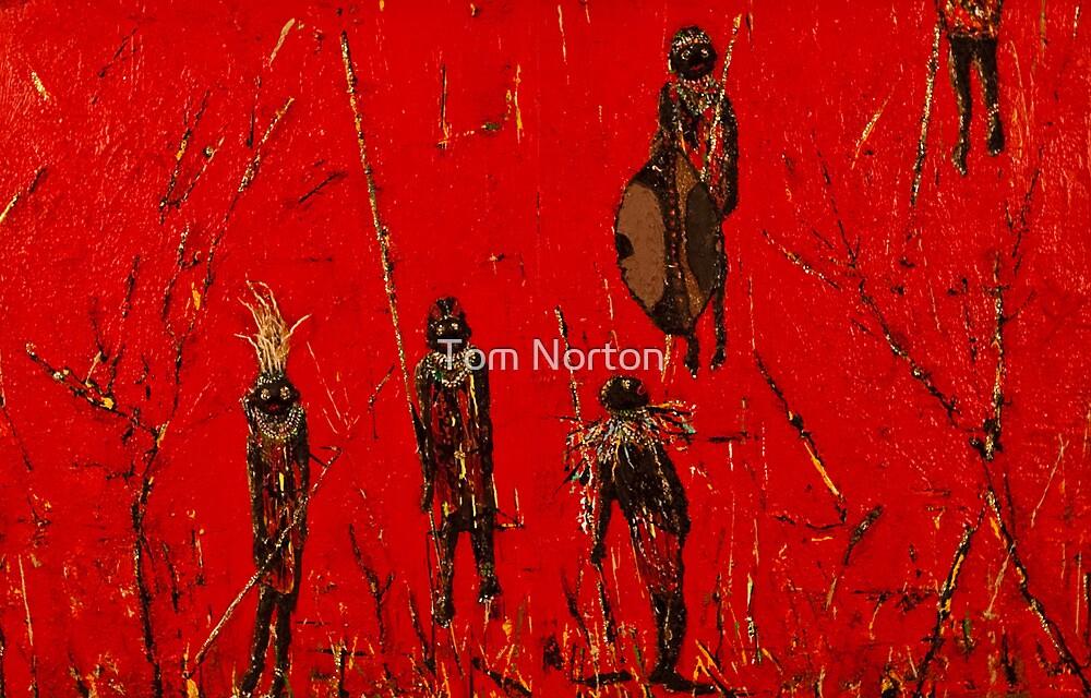 Massai Too High by Tom Norton