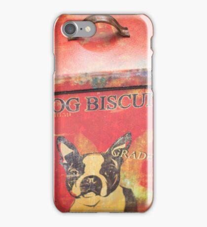 Dog Biscuits iPhone Case/Skin