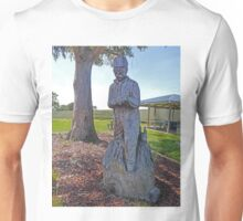 Ash Wednesday Memorial, Millicent, South Australia Unisex T-Shirt