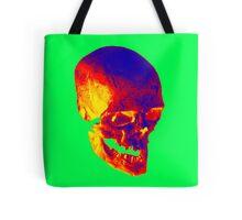 Skull Psycho Tote Bag