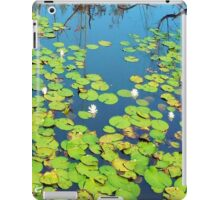 Once Upon a Water Lily iPad Case/Skin