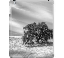 Oak Tree On A Hill iPad Case/Skin
