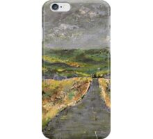 Thunderbolts Way - Northern Tablelands NSW iPhone Case/Skin