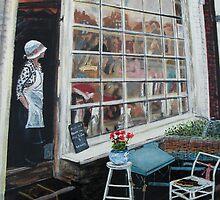 The Little Shop Keeper by Juanita Newton