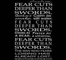 Fear Cuts Deeper Than Swords Ver. 2 by TapThatKeyboard