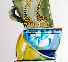 Cups by kovacsannabrigi