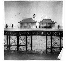 Cromer Pier, Norfolk (Detail) Poster