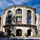 Anagni School  Italy by Warren. A. Williams