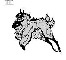 DoubleZodiac - Aquarius Sheep/Goat by Disasters