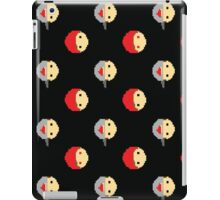 blurry 8-bit iPad Case/Skin