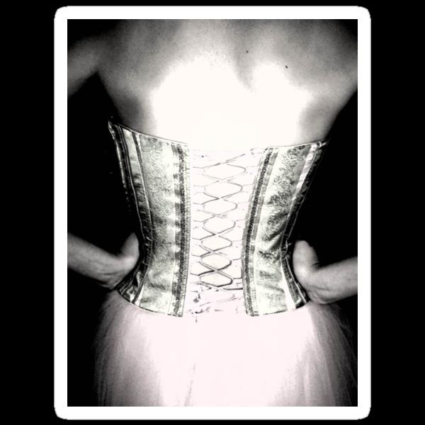 Back corset by Merindah  Funnell
