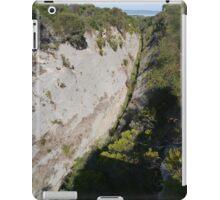 Woakwine Cutting, Beachport, South Australia iPad Case/Skin