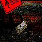 pixelated detour by shannonybaloney