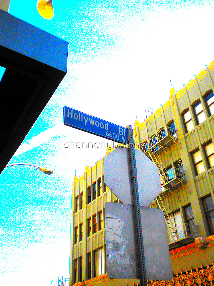 hollywood angling by shannonybaloney