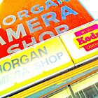 morgan camera shop, sunset blvd. by shannonybaloney