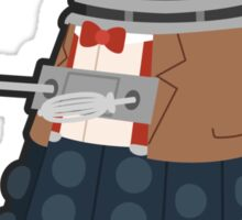 Daleks in Disguise - Eleventh Doctor Sticker