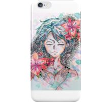 The Life After (original) iPhone Case/Skin