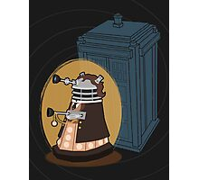 Daleks in Disguise - Eighth Doctor Photographic Print