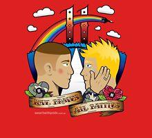 T-Shirt 11/85 (Public Office) by Dale Napier Unisex T-Shirt