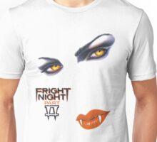 Fright Night White Unisex T-Shirt