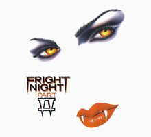 Fright Night White Unisex T-Shirt