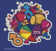 T-Shirt 72/85 (Financial) by Rory Madigan by WEAR IT WITH PRIDE (ACON)