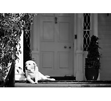 Home Sweet Home - Black and White Series Photographic Print