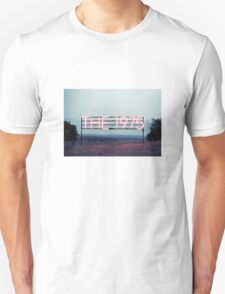 The 1975 pink neon 1 T-Shirt