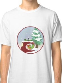 Fairy Worm of Manzania Christmas Classic T-Shirt