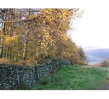 Ambleside, lake District Photographic Print