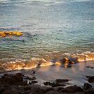 Golden shore by MarthaBurns