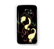 Apple Jack Contour Samsung Galaxy Case/Skin