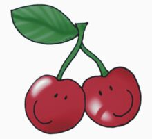 2 fruit cherry friends Kids Clothes