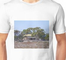 Old farm house, South Australia Unisex T-Shirt