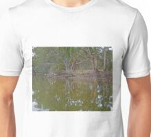 Duck Lagoon, Kangaroo Island, South Australia Unisex T-Shirt