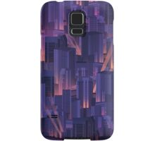 Midnight City Samsung Galaxy Case/Skin