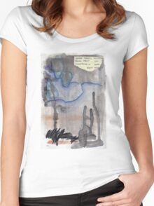 From Eden Women's Fitted Scoop T-Shirt