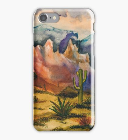 Desert 2  iPhone Case/Skin